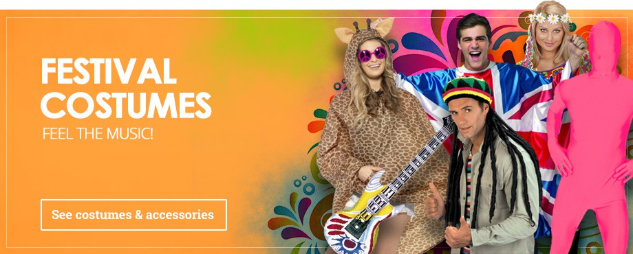 Costumes for Music Festivals