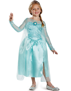 Frozen Elsa the Snow Queen Child Costume