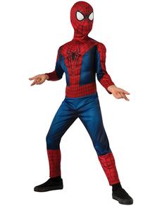 Boy's Deluxe The Amazing Spiderman 2 Movie Costume