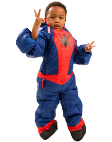 Boys Spiderman Sleeping Bag