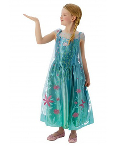 Elsa Frozen Fever Child Costume