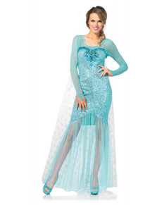 Woman's Ice Princess Costume